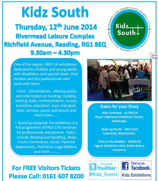 Kidz South poster