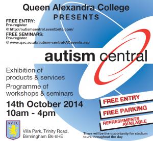 Autism Central 2014